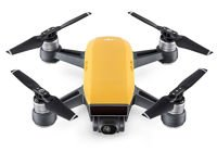Dron DJI Spark Sunrise Yellow - żółty