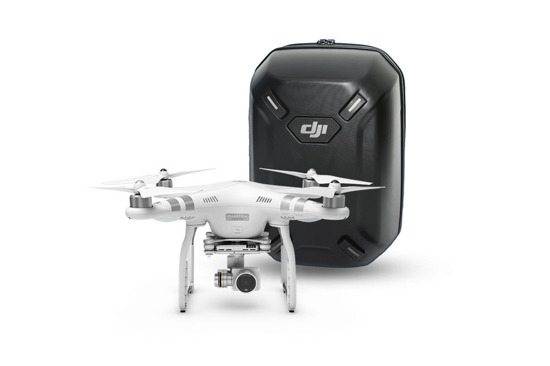 Dron DJI Phantom 3 Advanced + plecak DJI HardShell BackPack